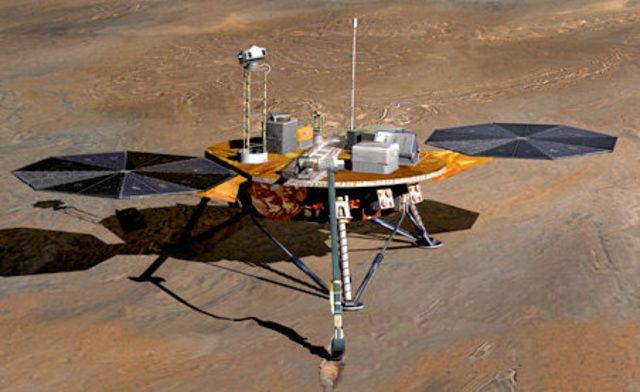 Mars Odyssey reaches Mars