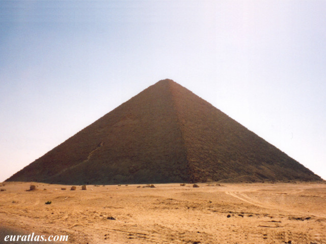 firs piramids