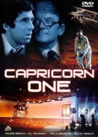 Film Capricorn One released