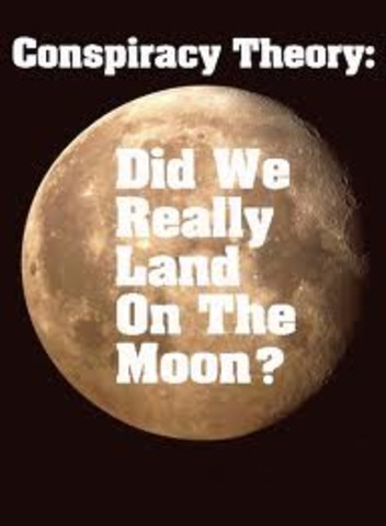 """Fox network airs """"Conspiracy Theory: Did We Land on the Moon?"""""""
