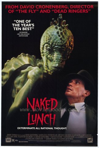 The Naked Lunch was published