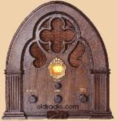 First radio network
