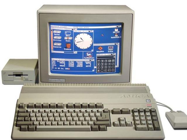 Aparecimento dos microcomputadores