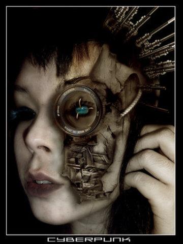 "Bruce Bethke introduces the term ""Cyberpunk"""