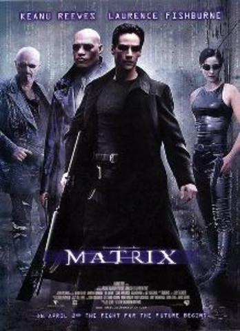 The Matrix by the Wachowski Brothers