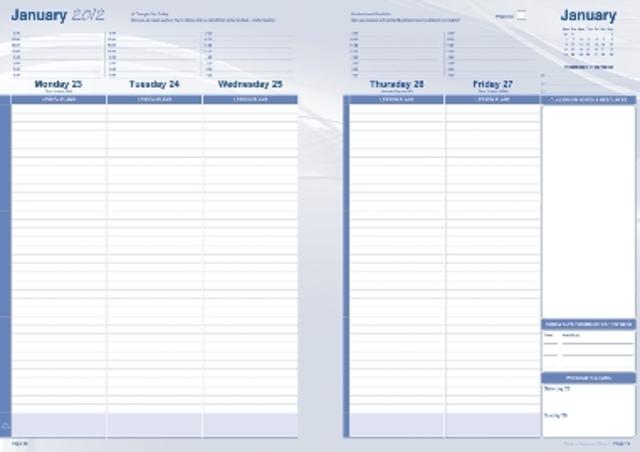 Begin Planning For 2013 School Year
