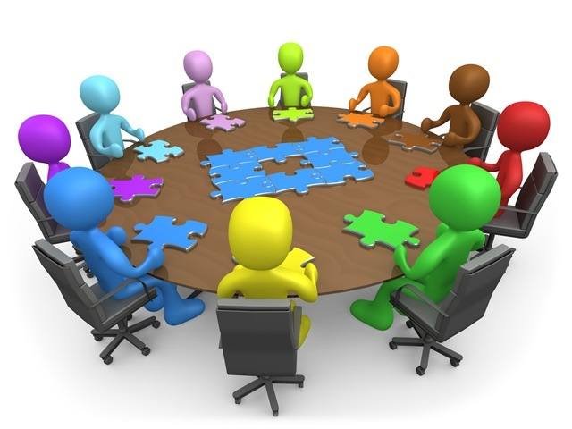 Meetings- Whole Staff, Faculty and Team
