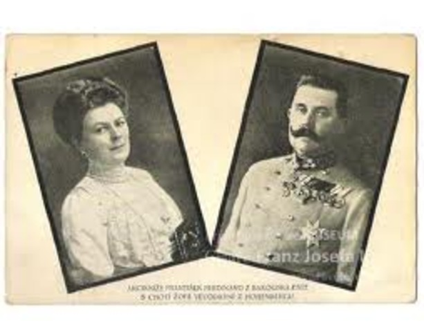 Franz Ferdinand Assasination