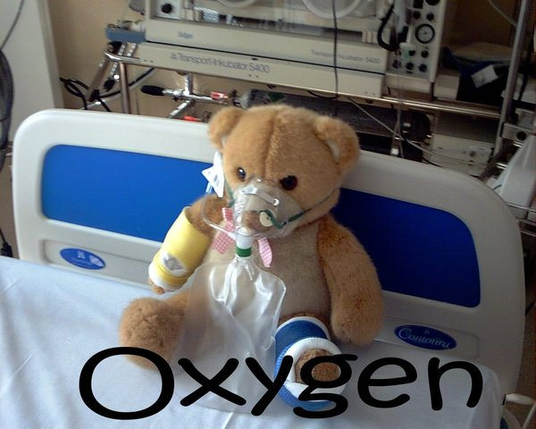 Discovery of oxygen