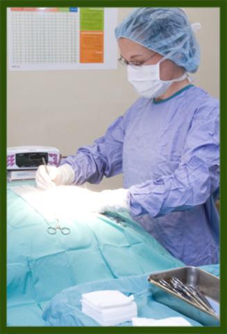 Established surgical procedures