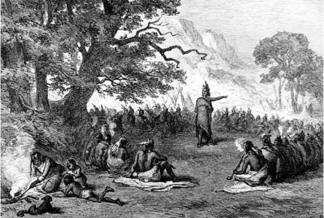 Pontiac' Rebellion