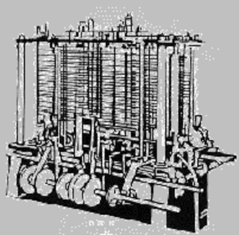 Charles Babbage/ Máquina analítica
