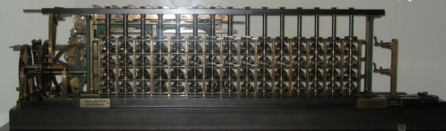 Pehr George Scheutz/Máquina diferencial