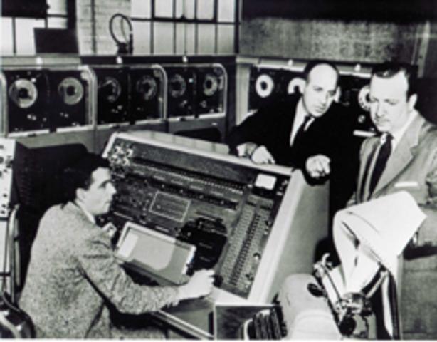 UNIVAC / Primera generación de la computación