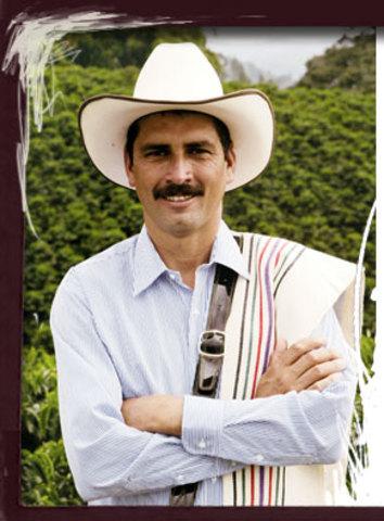 Carlos Sánchez fue remplazado por el nuevo Juan Valdez llamado Carlos Castañeda