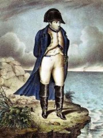 Napoleon surrend