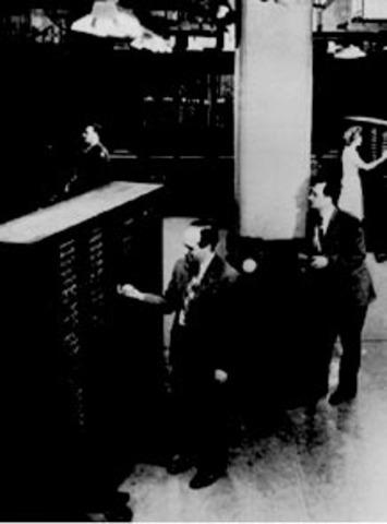 ENIAC fue desactivada para siempre.
