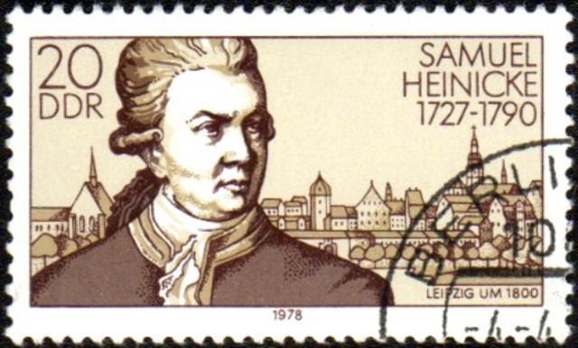 Samuel Heinicke **