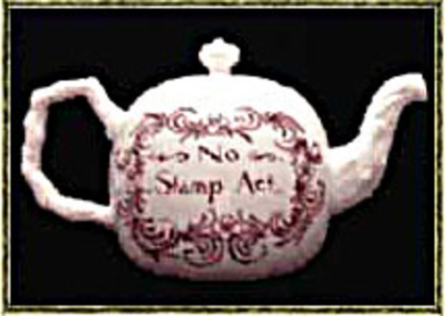 Parliament Repeals the Stamp Act