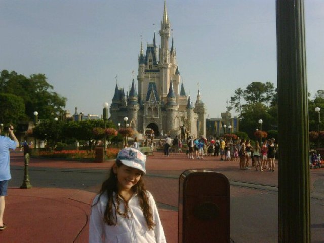 Second time in Disney Land