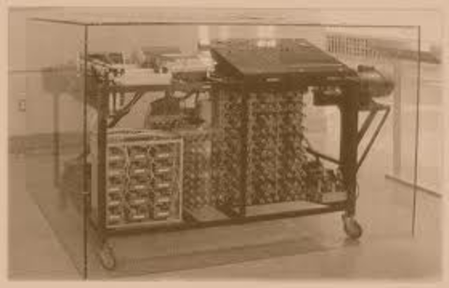 Computadores electromecánicos binarios