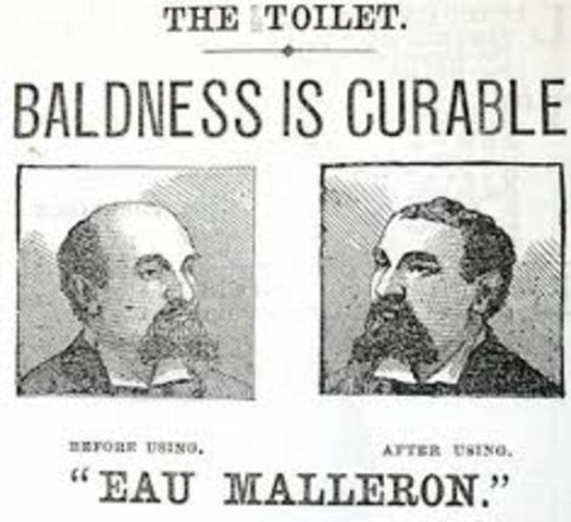 Medicine unregulated at end of Civil War