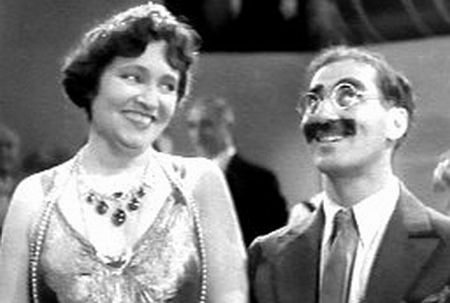 First Movie from the Marx Brothers