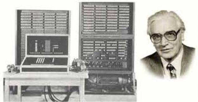 Z3 Computador Electromagnetico