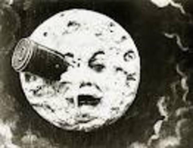 Moon - Georges Melies