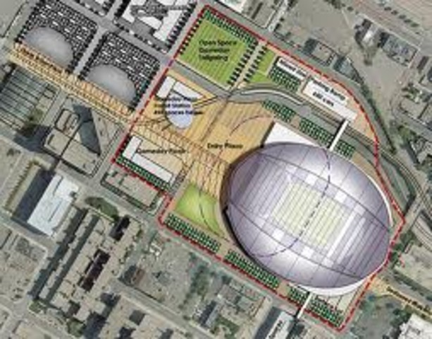 NEW STADIUM DEAL APPROVED