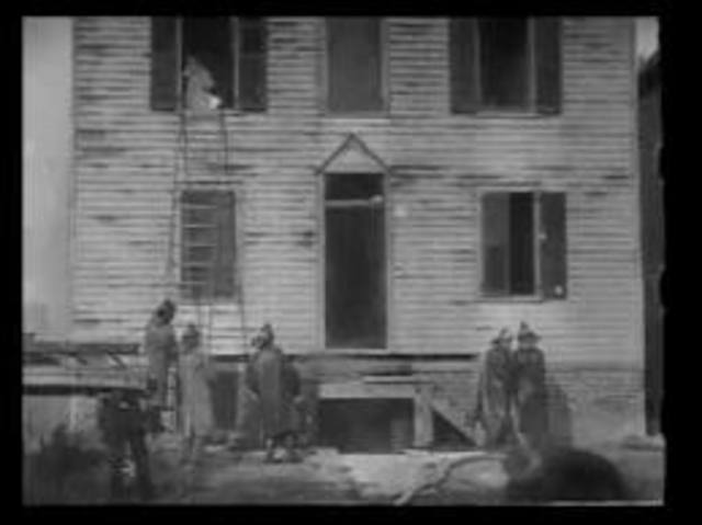 """Porter's """"Life of and American Fireman"""""""