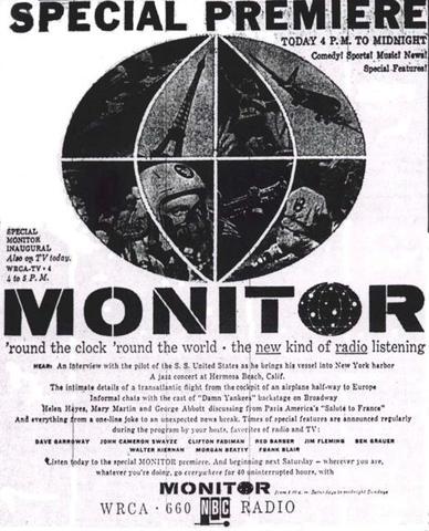 No More MONITOR