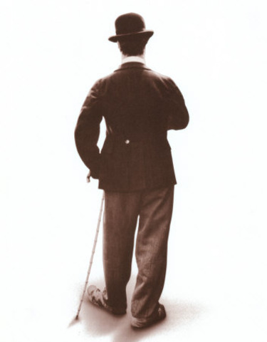 "Charlie Chaplin & ""The Gold Rush"""