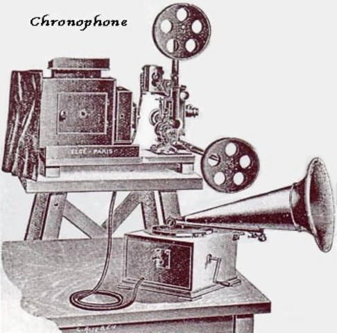 Kinetophone