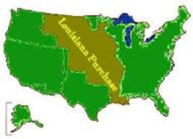 The Luisiana Purchase