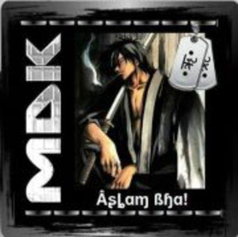 Welcome Aslam (my brotha)