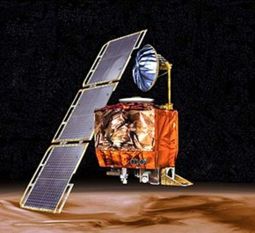 Mars Climate Orbiter Launched