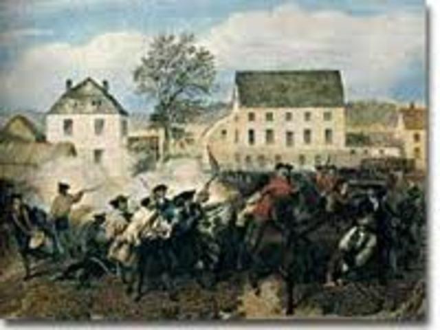 Lexington and Concord