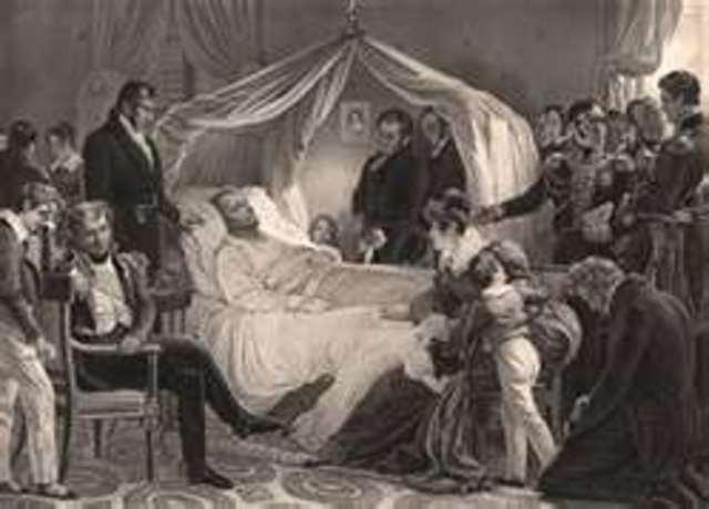 Napoleon's Death