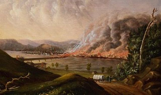 Great Fire of Pittsburgh