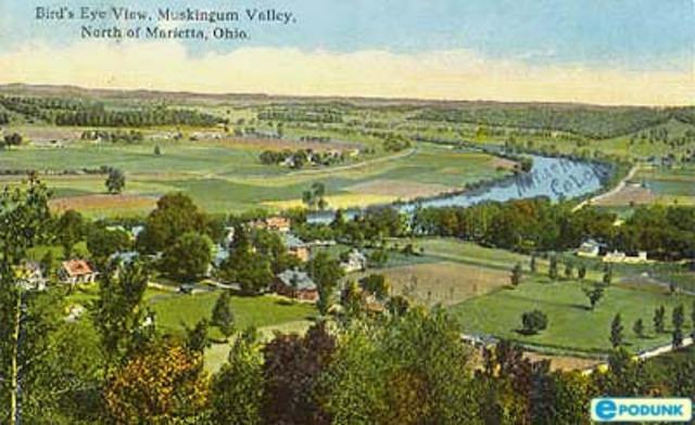 1st Settlement in Ohio