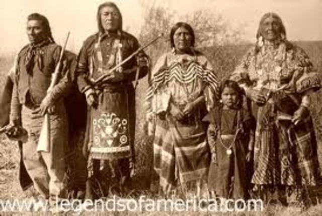 U.S. and Indian Tribes Treaty