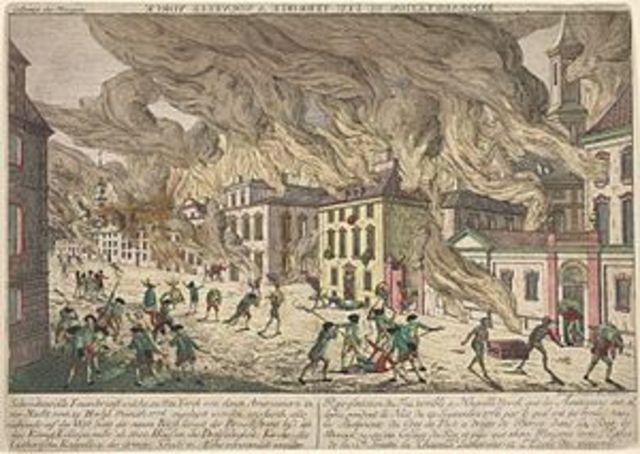 New York Fires
