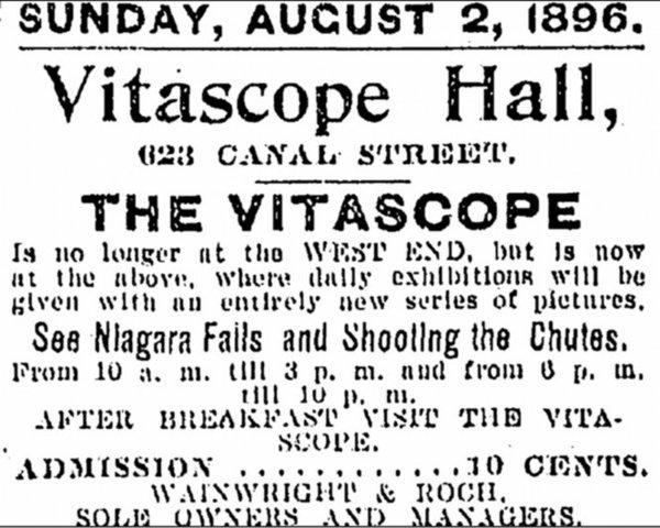 Vitascope Hall