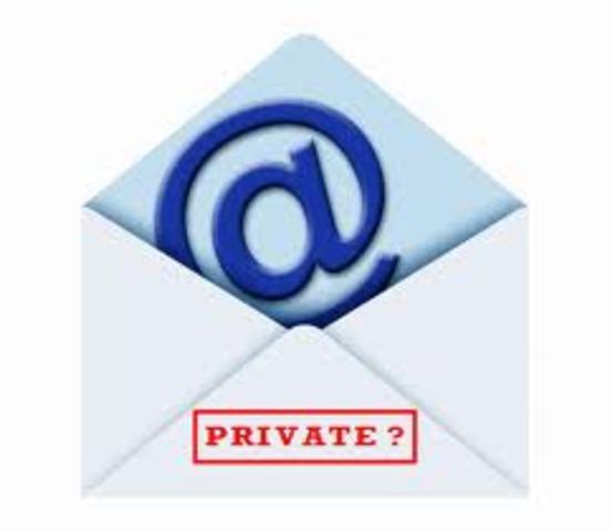"""comunicación virtual un gran paso con """"el E-mail"""""""