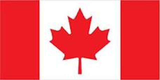Canada is first considered a country
