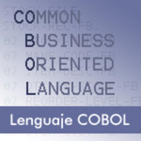 Lanzamiento de COBOL.