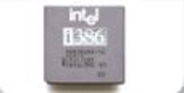Intel 80386.
