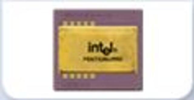 Intel Pentium Pro.