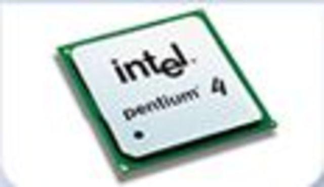 Intel Pentium 4.